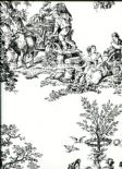 Black and White Wallpaper CH22508 by Galerie